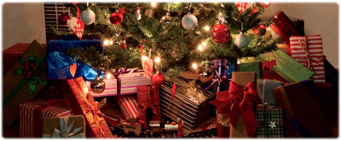 Christmas Mast